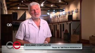 """""""Antigua Residencia"""" en Actividad Económica (canal 7 Mendoza Argentina)"""