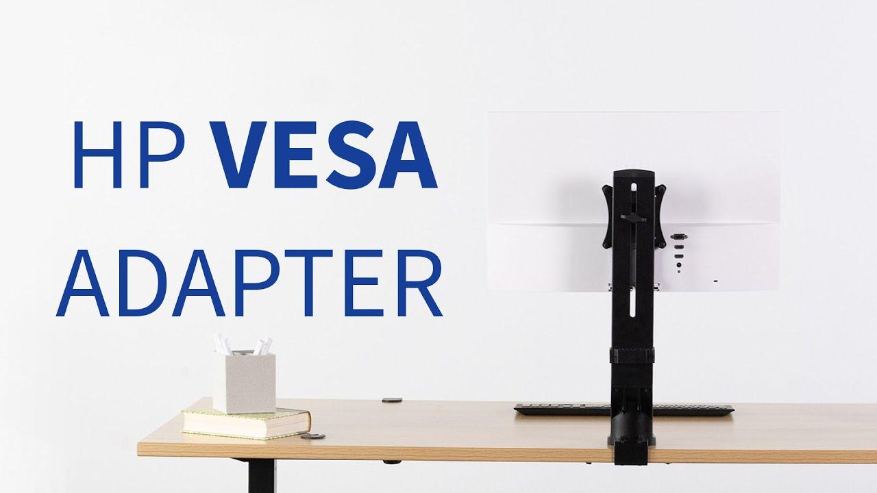 VIVO Quick Attach VESA Mount Adapter Bracket Attachment Kit for Dell Monitors