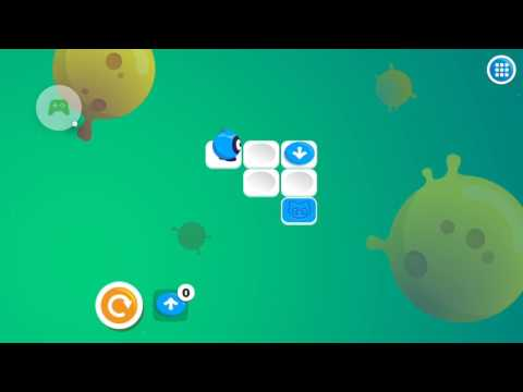 Bit by Bit – Programming Game (iPhone and iPad) - Unity3D - tutorial example