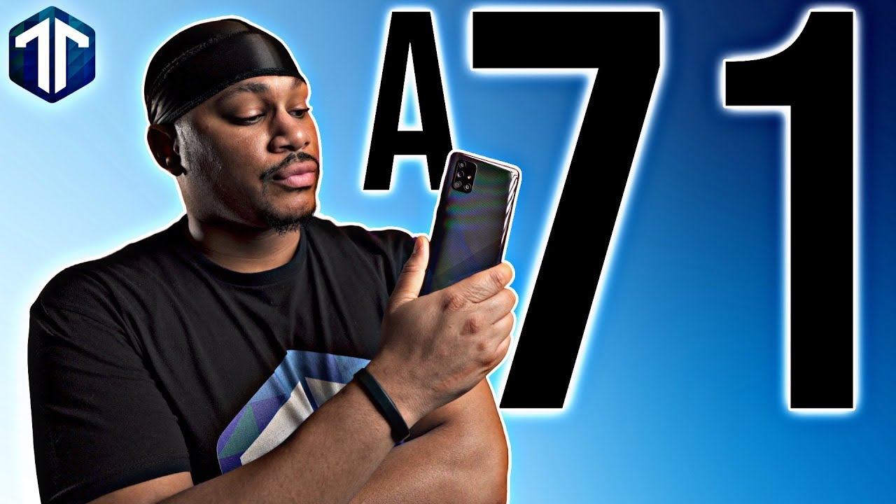 Samsung Galaxy A71 UNPACKED! First 24 Hours Impression!