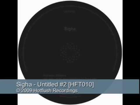 Sigha - Untitled #2 - HFT010