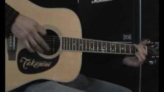 Takamine EF360 Glenn Frey