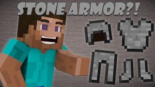 Why Stone Armor Doesn't Exist - Minecraft