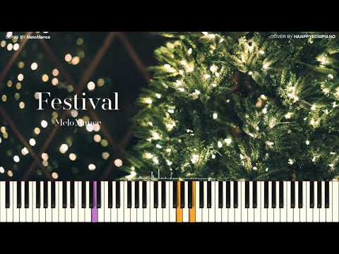 Download MeloMance멜로망스 - Festival축제 PIANO COVER Mp4 baru