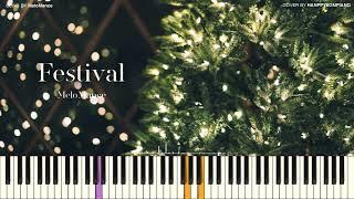 MeloMance(멜로망스) - Festival(축제) [PIANO COVER]