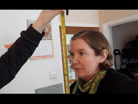 How To Measure Height With A Tape And No Wall