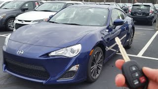 2016 Scion FR-S: Start Up, Exhaust and Review