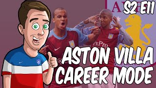 FIFA 15 ASTON VILLA CAREER MODE S2E11 - DECISIONS TO BE MADE