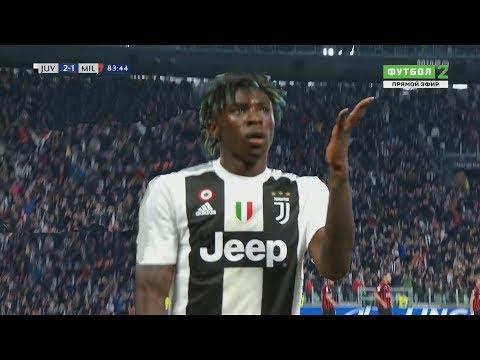 Moise Kean - All 14 Goals & Assists 2018/2019 (HD)
