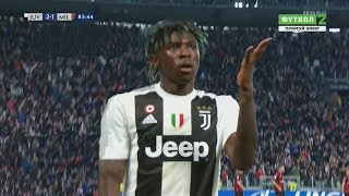 Moise Kean - All 14 Goals amp Assists 20182019 HD