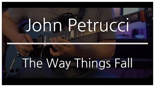 John Petrucci - The Way Things Fall  guitar cover / Terminal Velocity