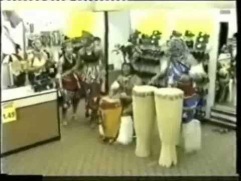 African: Majuba - Dancers & Drummers