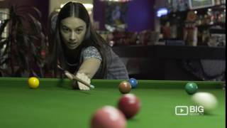 Cue 8 Bar a Pool Hall Melbourne for 8 Ball Pool Game or Billiards Game