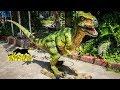 Realistic Animatronic Dinosaur Baby T-Rex
