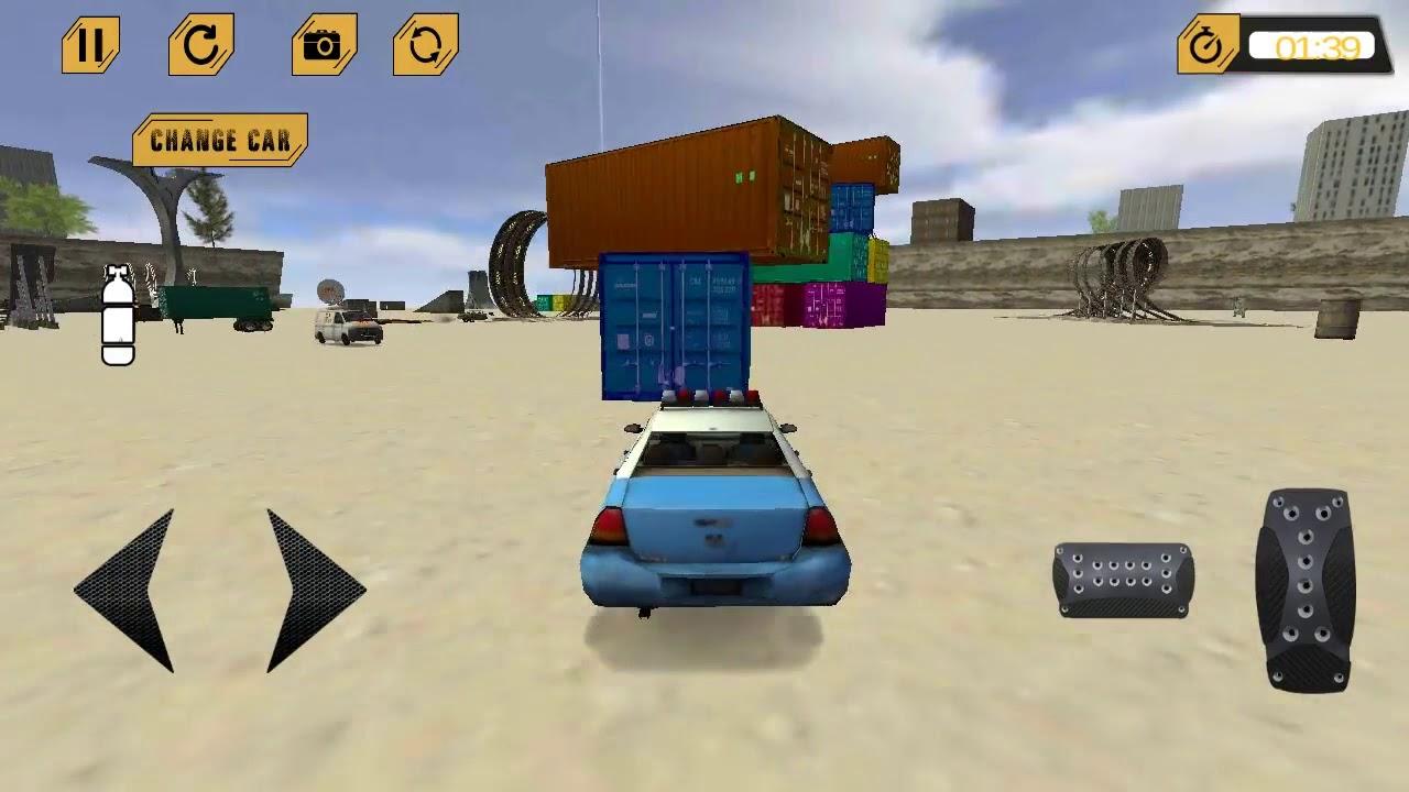 Car Crash Destruction Simulator Truck Damage