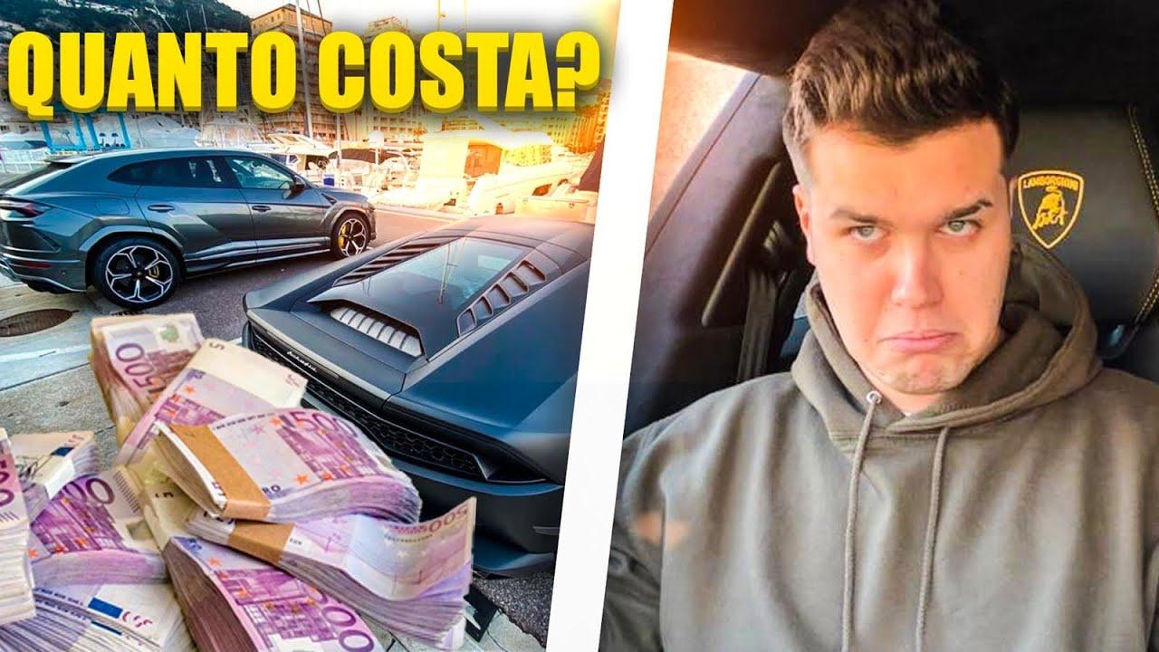 Download QUANTO COSTA MANTENERE UNA SUPERCAR ?