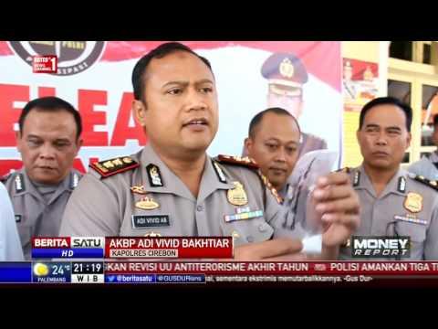 Satgas Pangan Bongkar Gudang Gula Rafinasi Ilegal di Cirebon