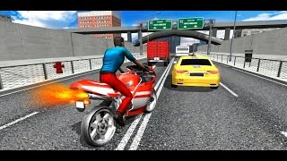 Free Android Moto Racer HD Game