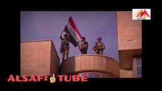 بالفيديو...الجنود العراقيون يقرعون أجراس الكنائس في الموصل فرحا بتحريرها
