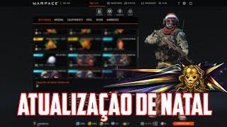 WARFACE - ATUALIZAÇÃO DE NATAL 2019