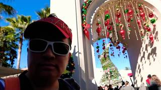 HskyArt Merry GrinchMas !! Welcome to Holiday at Universal Studios Hollywood HSKY 2018