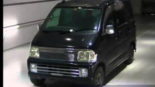 1999 daihatsu atrai wagon 4WD S230g