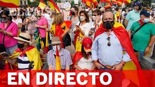 DIRECTO | MANIFESTACIÓN en COLÓN contra los INDULTOS