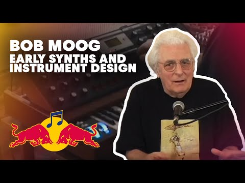 Bob Moog Lecture (Cape Town 2003)   Red Bull Music Academy