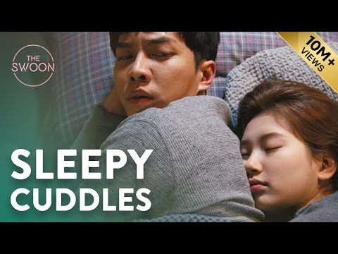 Suzy Keeps Lee Seung-gi Up All Night With Cuddles | Vagabond Ep 11 [ENG SUB]