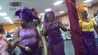 Urhobo Progress Union (UPU) UK Inauguration Special Entertainment Clip Watch Out for more.....