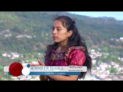 Jennifer  Acabal Castro - Voy de camino Vol. 05