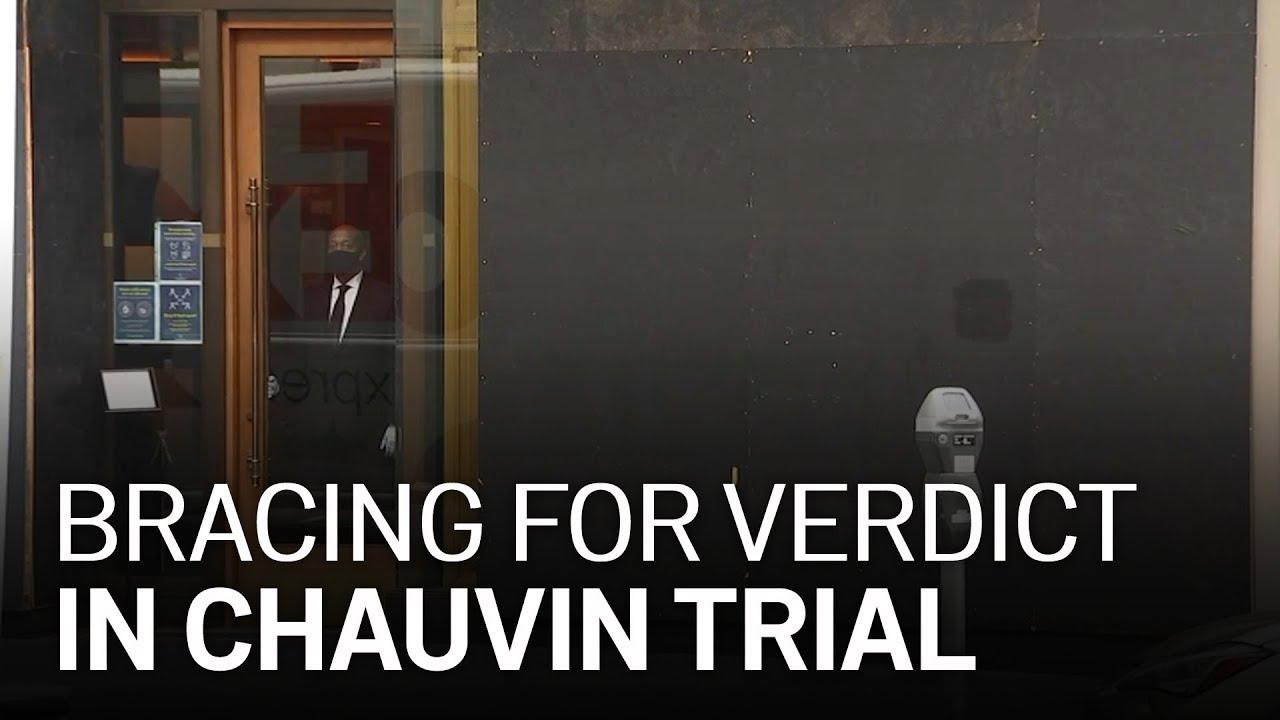 Bay Area Braces for Verdict in Derek Chauvin Trial