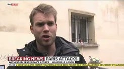 Paris Attack: Eyewitness Account