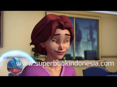 Superbook Indonesia - Kisah Abraham Dan Ishak (part7)