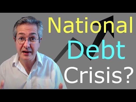 National Debt - Is Government Debt A Problem?