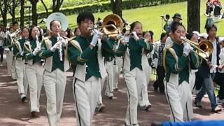 ブラスエキスポ2016 富田林市立第二中学校