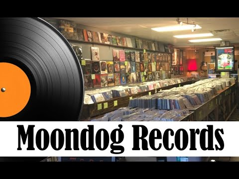 The Vinyl Guide - Moondog Records, Las Vegas, Nevada