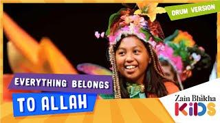 Everything Belongs to Allah - ZeeBee Kids [Official Video]