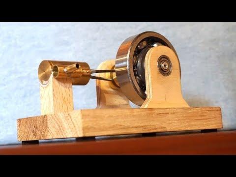 Making a Steam Engine