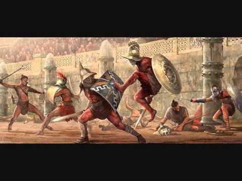 GLADIADORES ROMANOS (260 a.c.) Pasajes de la historia (La rosa de los vientos)