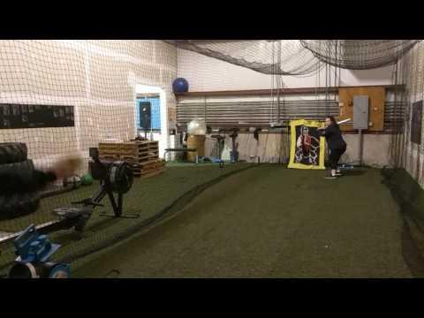 Lite Flite pitching machine (softball)
