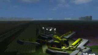 Farming simulator 2009 gold editon texas map