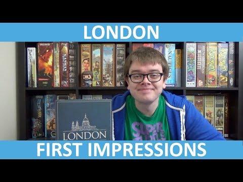 London (Second Edition) - First Impressions