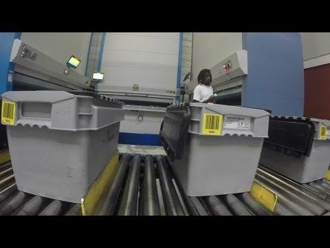 Как уменьшить время обработки грузов и создать больше складских площадей?  Автоматизация склада КИИТ