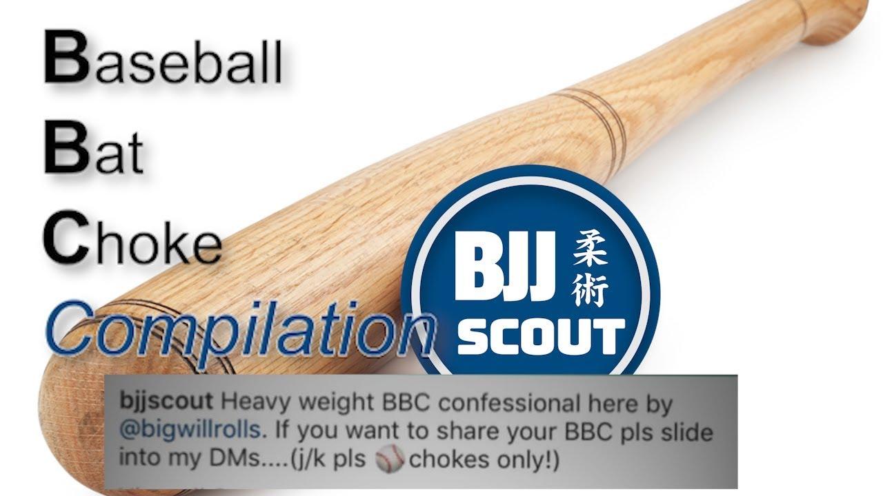 BJJ Scout: Baseball Bat Choke Community Compilation