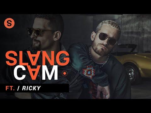 """SlangCam ft. Ricky Montaner de Mau y Ricky: sobre su nuevo sencillo """"Me Enamora"""""""