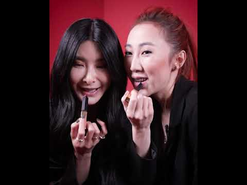 EH! Challenge With YSL Beauty ft. Daphne Charice & Juwei Teoh