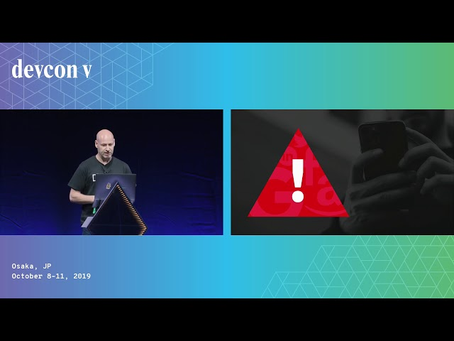 When 1 Million Eth Devs? by Joseph Lubin (Devcon5)