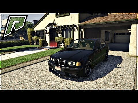 КУПИЛ ЗАРЯЖЕННУЮ BMW M3 E36 НА RADMIR GTA 5! ПУТЬ ОТ БОМЖА ДО МАЖОРА!