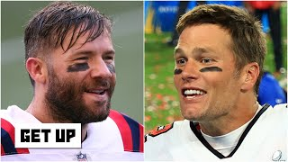 Could Julian Edelman Go To The Buccaneers With Antonio Brown Unsigned? | Get Up